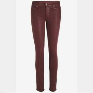 Lucky Brand Jeans Skinny Coated Charlie (BB58)